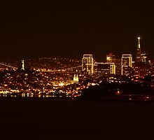 San Francisco Magic by fototaker