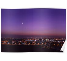 Twilight Moon Poster