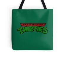 Teenage Mutant Ninja Turtles - Thirties Tote Bag
