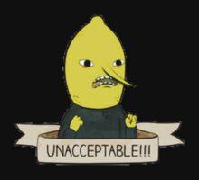 Unnacceptable! Kids Clothes