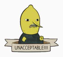 Unnacceptable! Kids Tee