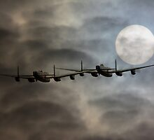 Bombers Moon by UKGh0sT