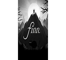 Adventure Time finn jake  Photographic Print