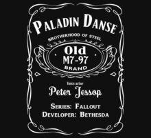 Paladin Danse - Fallout 4 by SallyDiamonds