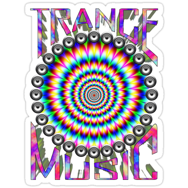 Trance Music  by portiswood