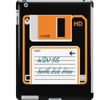 Retro Floppy Disc Drive iPad Case iPad Case/Skin
