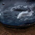 Desert Rain by DHParsons