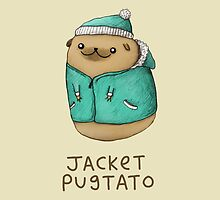 Jacket Pugtato by Sophie Corrigan
