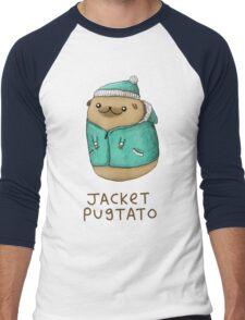 Jacket Pugtato Men's Baseball ¾ T-Shirt