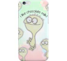 i like chocolate milk iPhone Case/Skin