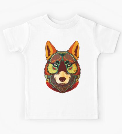 The Wolf Kids Tee
