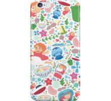 Ponyo  iPhone Case/Skin