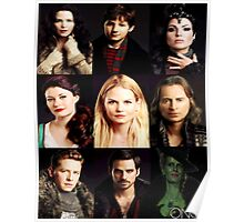 Characters Zelena Edition Poster