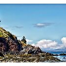 West Quoddy Head Light by Richard Bean