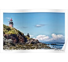 West Quoddy Head Light Poster