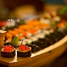 Sushi Heaven by Evelina Kremsdorf