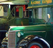 Railway Express by Rodney Williams