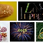 2013 ~ Believe ~ Love Happens by The Creative Minds
