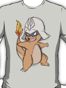 Char-Mander Aznable T-Shirt