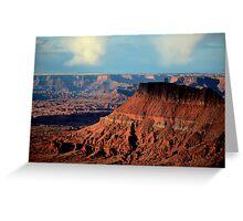 Canyonlands National Park, Utah Greeting Card