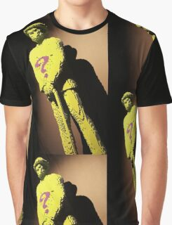 The Riddler in Lego Graphic T-Shirt