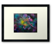 Dreaming in Colour 1 Framed Print