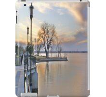 Winter`s Light iPad Case iPad Case/Skin