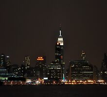 New York City by Haz Preena