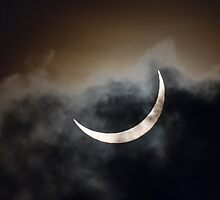 Solar Eclipse 1 by David Campbell