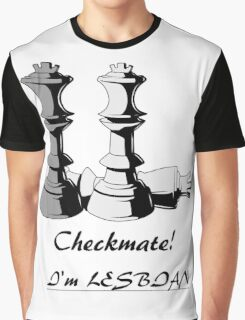 Checkmate! Graphic T-Shirt