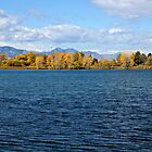 Colorado Autumn Lake by Michael Kirsh