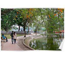 Ho Guom, Hanoi Poster