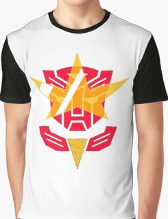Optimus Lagann 2.0 Graphic T-Shirt