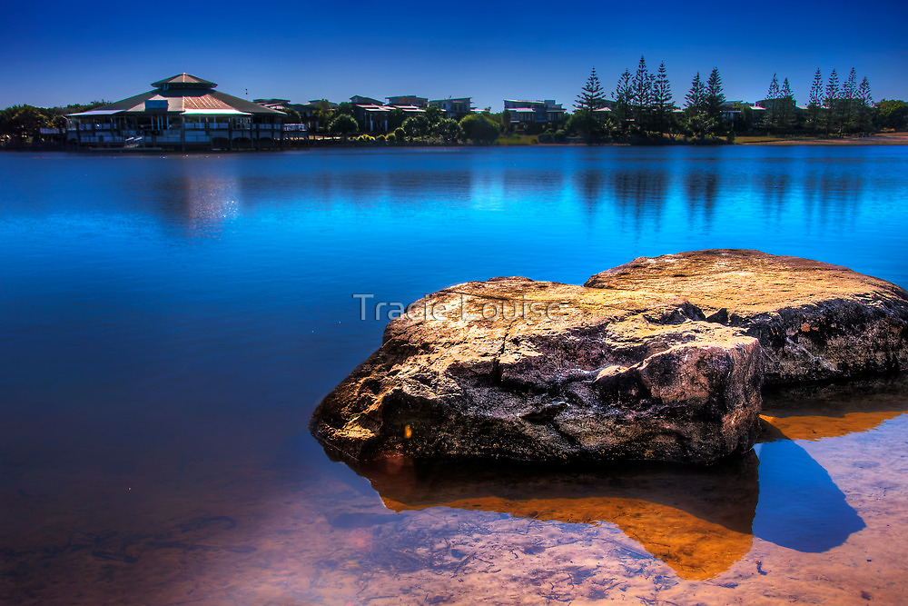 Twin Rocks by Tracie Louise