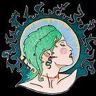 Modern Day Medusa by LilithScream