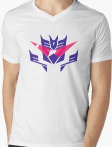 Deceptilagann 2.0 Mens V-Neck T-Shirt