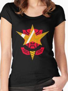 Optimus Lagann 2.0 Women's Fitted Scoop T-Shirt
