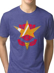 Optimus Lagann 2.0 Tri-blend T-Shirt