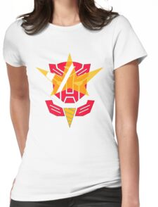 Optimus Lagann 2.0 Womens Fitted T-Shirt