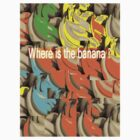 Where is the banana ? by ClassRules
