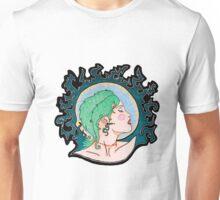 Modern Day Medusa Unisex T-Shirt