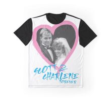 Scott & Charlene forever Graphic T-Shirt