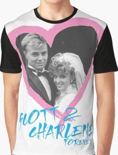 Scott & Charlene forever Graphic T-Shirt