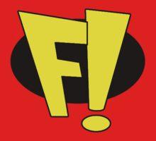 Freakazoid logo One Piece - Short Sleeve