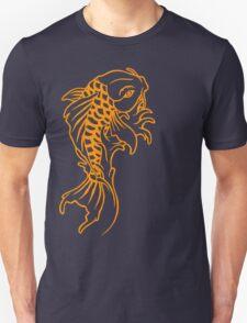 Koi - Orange T-Shirt