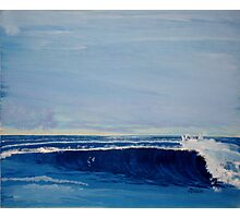 Morning Swell Photographic Print