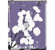 Money Plant Purple iPad Case/Skin