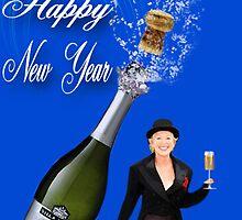 (✿◠‿◠) HAPPY NEW YEAR 2013 CHEERS CHAMPAIGN SPLASH (✿◠‿◠) by ✿✿ Bonita ✿✿ ђєℓℓσ