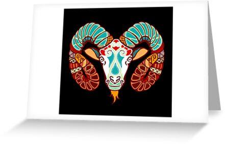 Aries by Kerstin Schoene