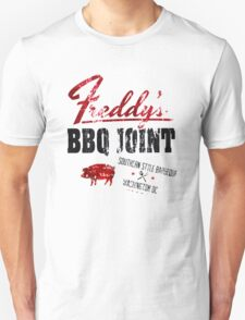 House of Cards Freddy BBQ T-Shirt